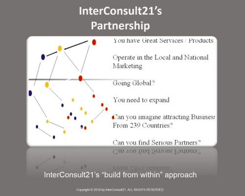 Partnership with InterConsult21. Copyright InterConsult21.